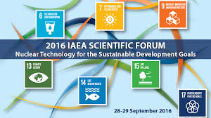 scientific forum atoms for people planet and  scientific forum 2016 atoms for people planet and prosperity iaea