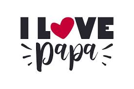 26 likes · 3 talking about this. I Love Papa Svg Cut File By Creative Fabrica Crafts Creative Fabrica