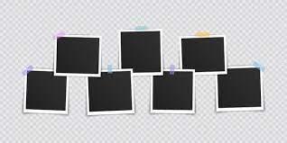 premium vector photo frame super
