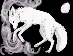 Pearl the Arctic Wolf by OhGodOfWriting on DeviantArt