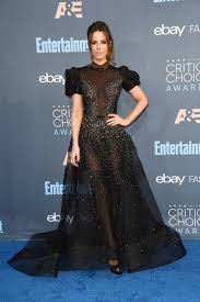 the worst dressed celebrities at the critics choice awards who designed by a new jersey prom queen who just pride and prejudice for the first