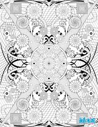 Adult Coloring Pages Paisley Hearts And