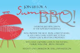 Neighborhood Party Invitation Wording Summer Bbq Invitation Wording Hashtag Bg
