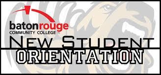 New Student New Brcc Orientation Student Orientation New Brcc