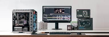 build a 4k editing pc