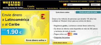 Union Pesos Cambio A Colombianos Dolares De Western