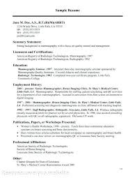 State Auditor Sample Resume