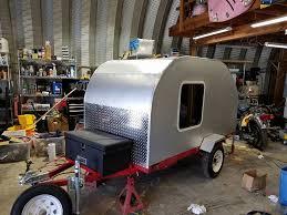 diy teardrop trailer edge trim