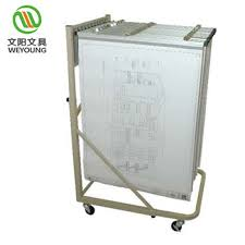 Hanging Chart Stand Vertical Office File Hanging Mobile Rack Office Newspaper Stand Buy Flip Chart Newspaper Stand Newspaper Display Stand Product On Alibaba Com