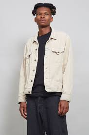 vintage white tab levi s corduroy jacket