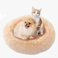 Round Warm Winter <b>Cats</b> Sleeper Nest <b>Beds</b> Dogs <b>Pet</b> Rest Sofa ...