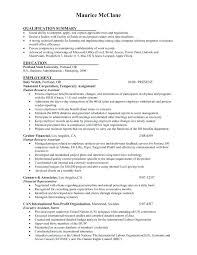 temp agency resume displaying temp work another example temp job resume  objective