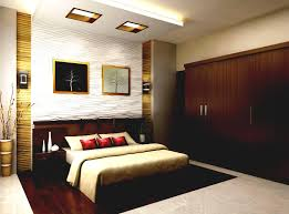 simple interior design bedroom. Simple Indian Bedroom Interiors Trendy Interior Design Beautiful Wallpapered Rooms Ideas I