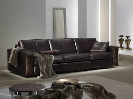design beige leathe rsofa with sofa contemporary leather sofa modern sofa set designs for living room triple places dark brown
