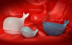 pupa whale 1 make up set pupa milano