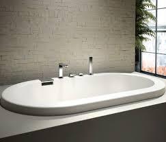 Oval Bath, Modern Rim