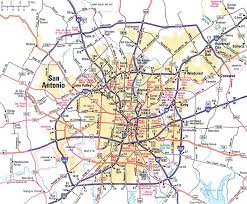 texas city map, county, cities and state pictures San Antonio City Limits Map map of san antonio in texas area san antonio city limits map 2016