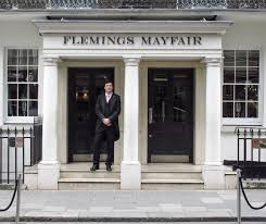 Image result for Flemings Half Moon Street