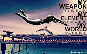 Swim Quotes Awesome Cartoon Swim Quotes On QuotesTopics