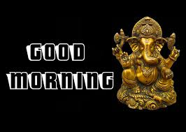 Lord God Ganesha Ji Good Morning Images ...