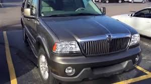2003 Lincoln Aviator Quick Tour / Overview - YouTube