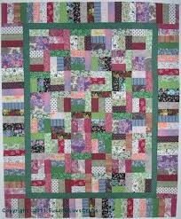 Handcrafting With Love: Strip-O-Rama Quilt Top Complete & The piano key border is made from the same fabrics that are in the blocks.  I stitched more strip sets and cut about half of each strip set into units  for ... Adamdwight.com