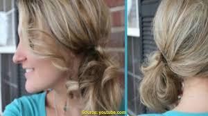 Tolle Hochsteckfrisuren F R Kurze Haare Video Deltaclic