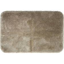 mohawk home bath rugs home sauna bath rug 2 x 3 bath rug in khaki tan