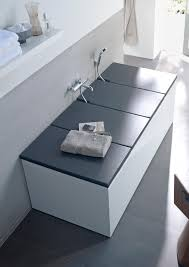 bathtub cover  shelves from duravit  architonic