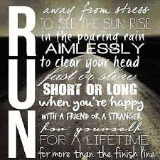 Running Away Quotes Cool Famous Running Quotes About Run Away From Stress Golfian