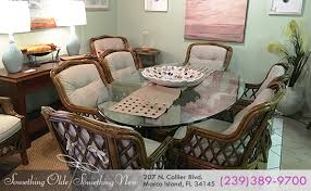 consignment outdoor furniture in and near naples florida