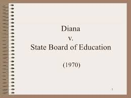 Diana V State Board Of Education Diana V State Board Of Education 1970
