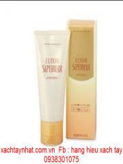 sua tay trang dang gel shiseido elixir makeup