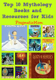 top 10 mythology books and resources for kids