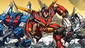 hd wallpaper transformers comic book