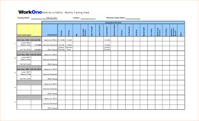 Spreadsheet Job Application Tracking Search Download Employee Daily