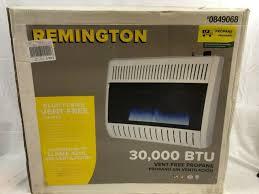 remington 30k btu wall or floor mount