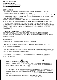 printer friendly version - Prosecutor Resume