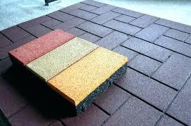 stunning outdoor rubber tiles patio ideas rubber patio home depot image of outdoor rubber tiles color singular outdoor rubber tiles