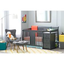 nursery decors crib with changing table at also full size of nursery decors with changing table stork craft 4 in 1 fixed side convertible crib and changer