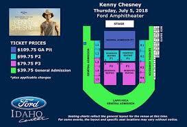 Kenny Chesney Mohegan Sun Seating Chart Kenny Chesney Seating Chart Best Picture Of Chart Anyimage Org