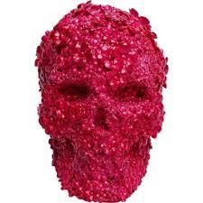 <b>Копилка Skull</b> Flowers Pink 51548 в Киеве купить <b>kare</b>-design ...
