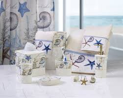 Beach Hut Decorative Accessories Stylish Beach Themed Bathroom Accessories BEST HOUSE DESIGN 100