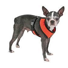 Puppia Soft Dog Harness Sizing Chart Puppia Soft Dog Harness Orange Medium