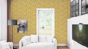 living room orla kiely multi:  harlequin wallpaper orla kiely multi acorn spot collection  thumb
