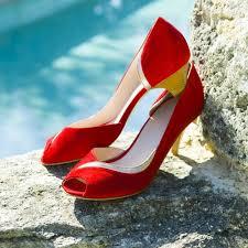 bellagio p toe red