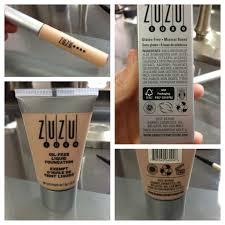 gluten free make up review zuzu luxe from gabriel cosmetics inc