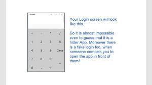 Videos Get Photos Hider Locker Calculator Intelligent File secret 6IgIqnWvr