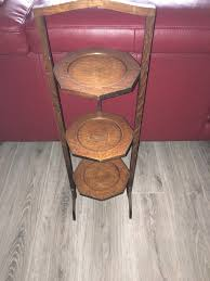 tier wooden cake stand 1 of 3 see more