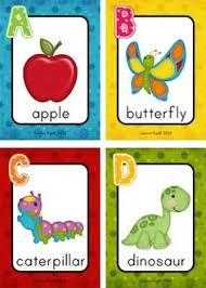 Here Is A Cute Set Of Alphabet Cards For Your Classroom They Can Make Flashcards With Pictures